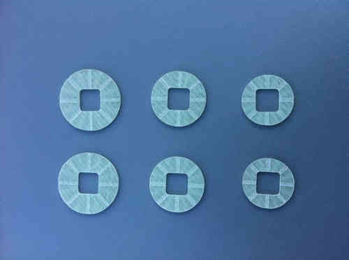 Diff-shims for Powerlock SCS-M² V2 (updated material) [M10215]
