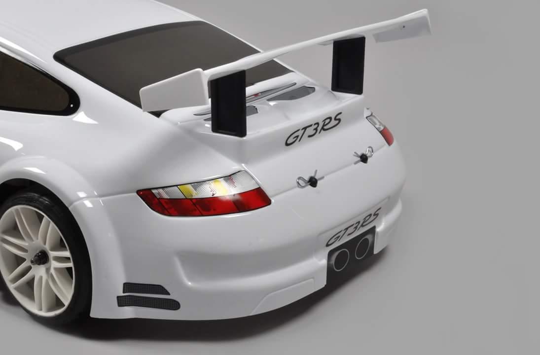 FG Sportline Porsche 911 GT3 RSR 4WD RTR - painted bodyshell