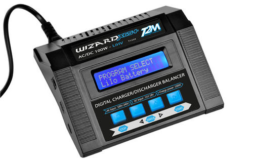 Chargeur T2M Wizard X6S+ 100W [T1234]