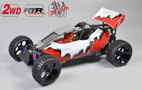 Buggy WB535 2WD RTR, carrosserie peinte [61040R]