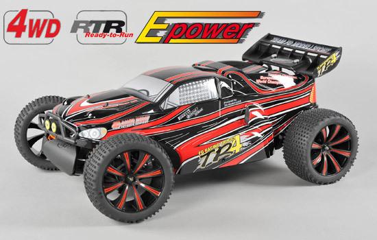 fg tr4e electrique 4x4 rtr carrosserie peinte dm racing. Black Bedroom Furniture Sets. Home Design Ideas