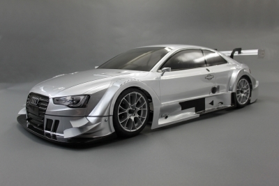 Mielke - Bodyshell Audi RS5 DTM 2,0mm with wing + flaps [6044]