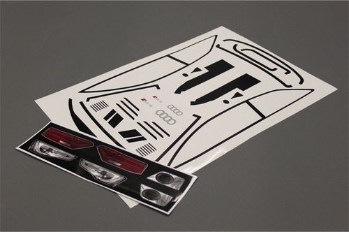 Mielke - Basic Stickers set for Audi RS5 [6046]