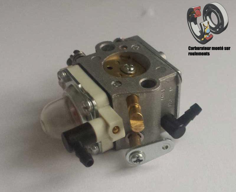 carburateur walbro wt 1107 sur roulements dm racing. Black Bedroom Furniture Sets. Home Design Ideas