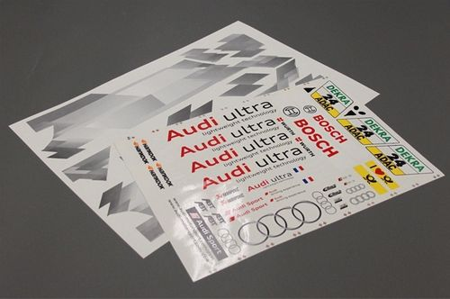 FG - Team Decals Set Audi RS5 DTM [04163]