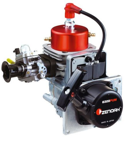 Zenoah G320PUM Marine Engine