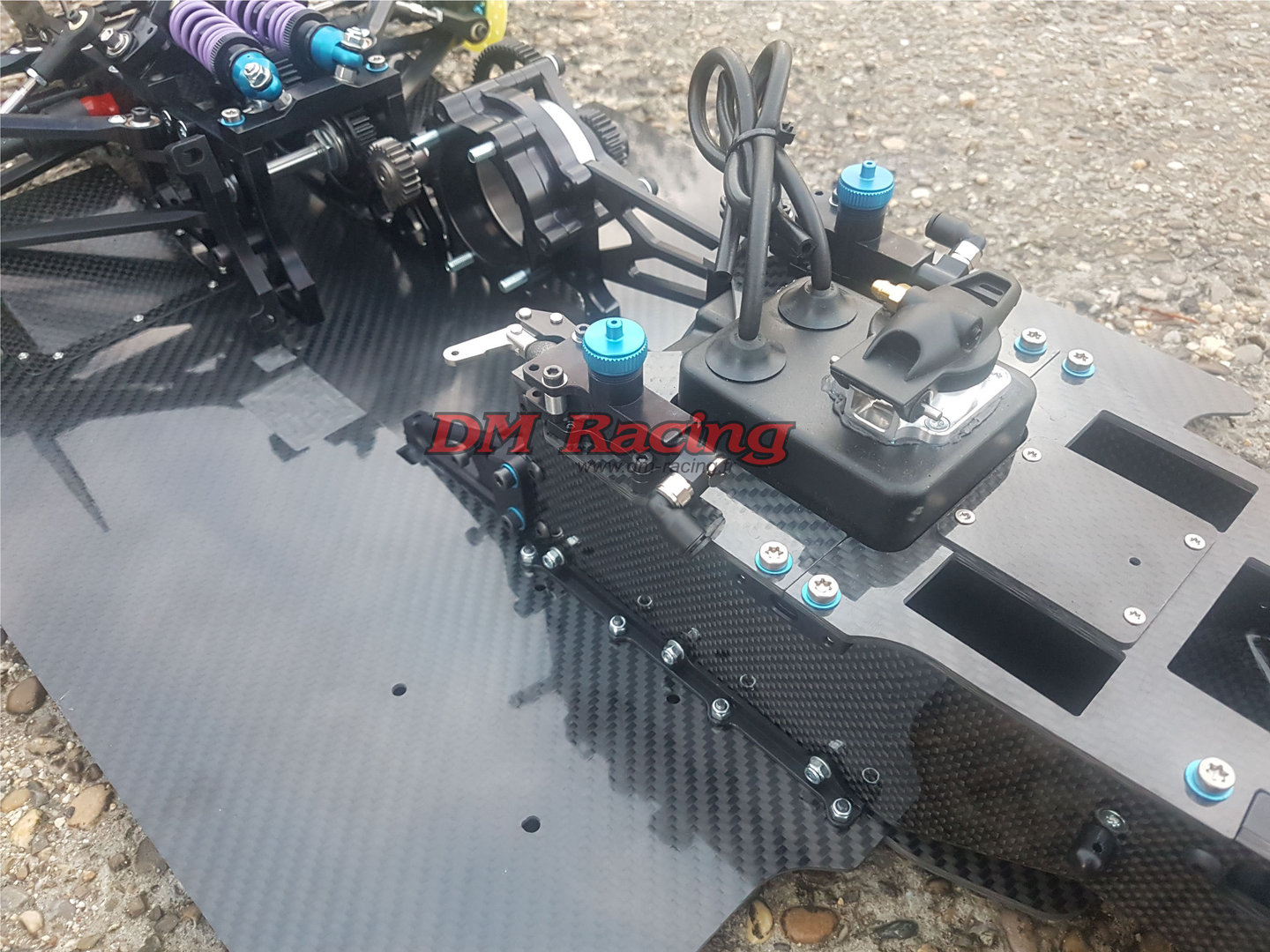 RS5 XF Formula One Chassis kit - DM Racing