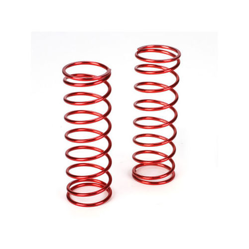 Losi Ressorts avant 114 mm, 3 mm 5ive-T rouge, 2 pcs.