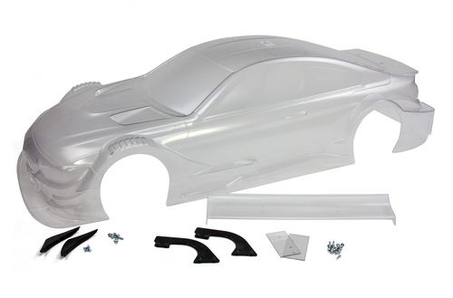 BMW M4 bodyshell clear [08190]