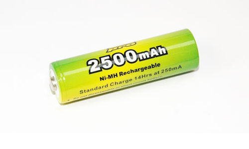 MHD - Battery Only AA-2500 Type LR06