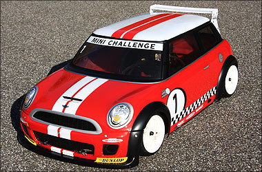 FG - Challenge Line Mini RTR - Clear Body [195180R]