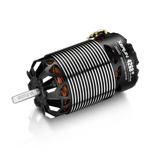 Hobbywing - Xerun 4268SD Brushless Motor G3 2000kV On-Road[HW30401908]